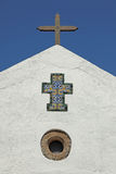 Spanish Church Spire Stock Photo