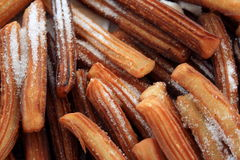 Spanish Churros Royalty Free Stock Photos