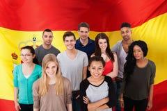 Spanish Classes Stock Images