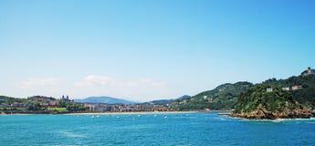 Spanish Coast. Royalty Free Stock Photography