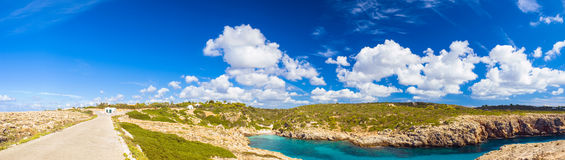 Spanish coast Royalty Free Stock Image