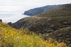 Spanish Coast Line Stock Photos