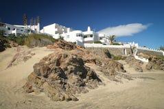 Spanish coast after season, San Jose Stock Images