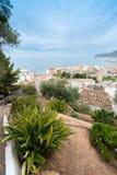 Spanish coastal resort Royalty Free Stock Image