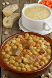 Spanish Cocido Stock Images