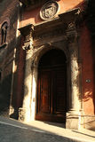 Spanish College in Bologna. Italy Stock Photos