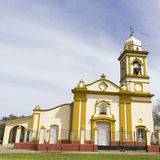 Spanish Colonial Chapel Stock Photo