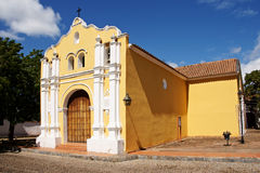 Spanish colonial style church Stock Image