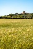 Spanish Country Scene (1) Stock Photo