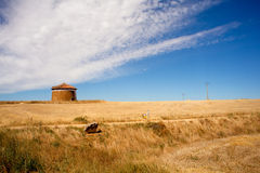 Spanish countryside Royalty Free Stock Images