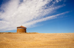 Spanish countryside Royalty Free Stock Image