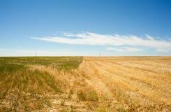Spanish countryside Stock Photos