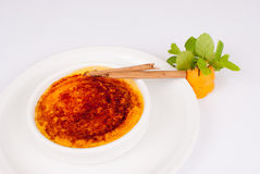 Spanish Crema Catalana Royalty Free Stock Image