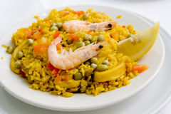 Spanish cuisine Stock Images