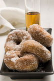 Spanish cuisine. Sweet fritters. Stock Images