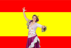 Spanish culture Royalty Free Stock Images