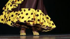 Spanish Dance 05 stock footage