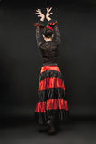 Spanish dancer Stock Photos