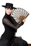Spanish Dancer Stock Image