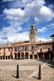 Spanish destination, Medinaceli, historic town Stock Image
