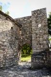 Spanish destination, Medinaceli, historic town Royalty Free Stock Photo