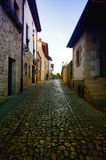 Spanish destination, Santillana del Mar Stock Photography