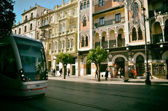 Spanish destination, Seville Royalty Free Stock Photography