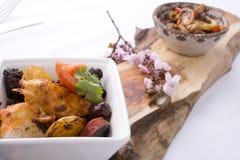Spanish Dish Stock Photo