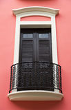 Spanish door Stock Photography