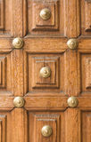 Spanish doors Stock Images