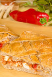 Spanish empanada Royalty Free Stock Photo