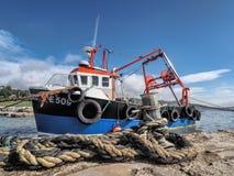 Spanish Eyes lll - Lyme Regis Royalty Free Stock Photo
