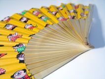 Spanish fan 2 Stock Images