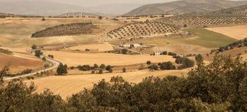 Spanish Farmhouse Stock Image