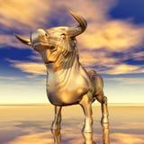 Spanish Fighting Bull Royalty Free Stock Photos