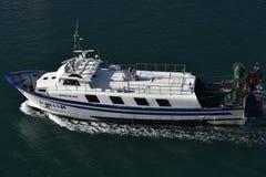 Spanish Fishing Boat Royalty Free Stock Image