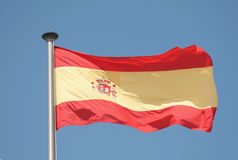 Free Spanish Flag Stock Photo - 631910