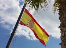Spanish Flag Stock Photos