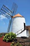 Spanish flour mill Stock Photos
