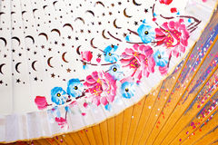 Spanish Folding Fan Royalty Free Stock Photography