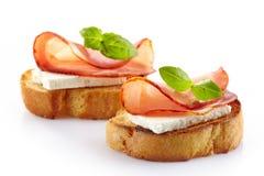 Spanish food tapas Stock Photography