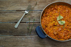 Spanish food Stock Image