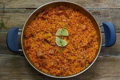 Spanish food Stock Photography