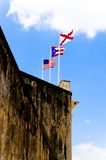 Spanish fort III Stock Photography