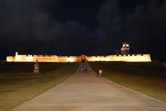 Spanish Fort San Juan Puerto Rico Royalty Free Stock Photography