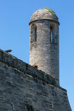 Spanish Fort Tower Stock Photography