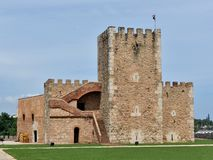 Spanish Fortress Stock Photography