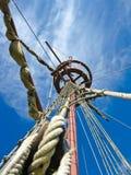 Spanish galleon Royalty Free Stock Photo