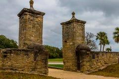 Spanish Gates Royalty Free Stock Images