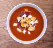 Spanish Gazpacho Royalty Free Stock Photos